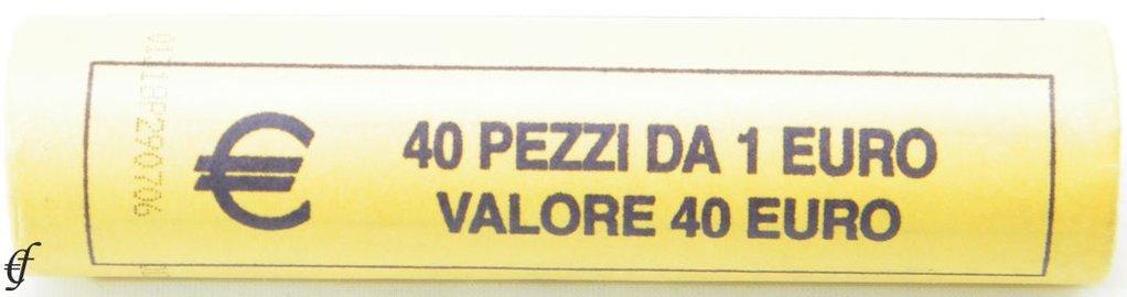 italien rolle 1 euro 2003 eurofischer. Black Bedroom Furniture Sets. Home Design Ideas