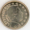 Luxembourg 10 cent 2002