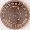 Luxembourg 1 cent 2002