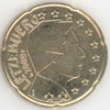 Luxembourg 20 cent 2009