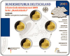 2 Euro CC-Set Germany 2009 Ludwigskirche