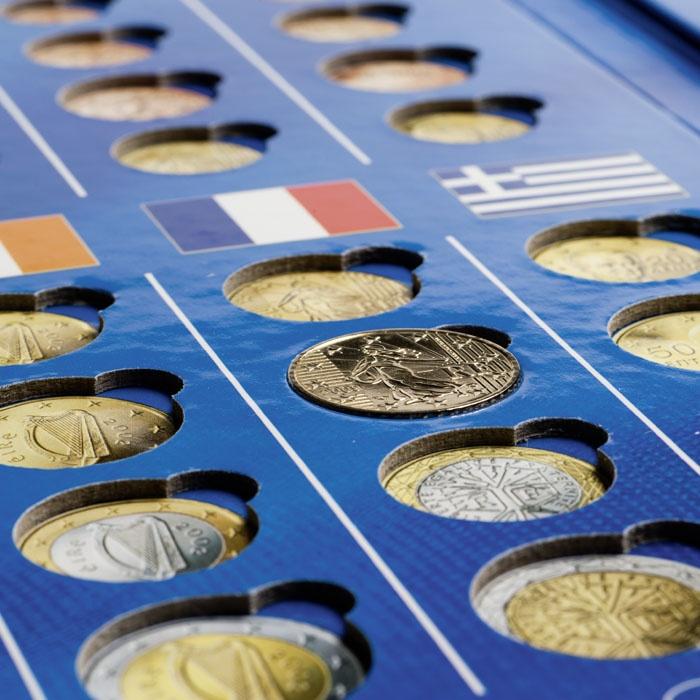 альбом для монет fischer