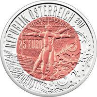 25 Euro Münzen Eurofischer