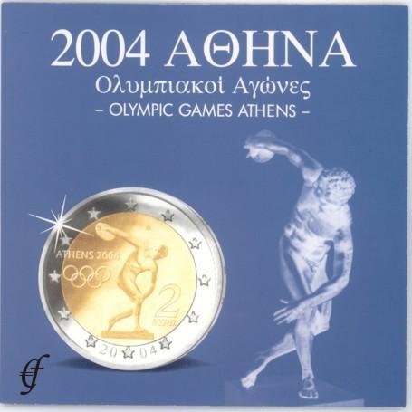 1. Olympische Spiele