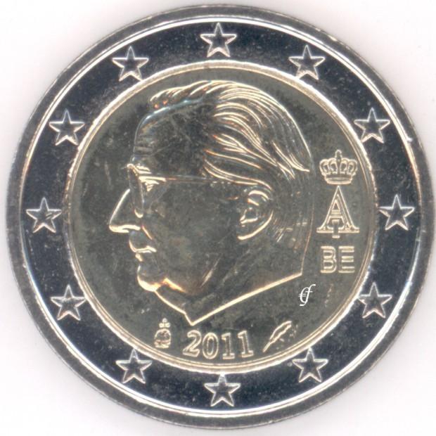 2 Euro MГјnzen Belgien Wert