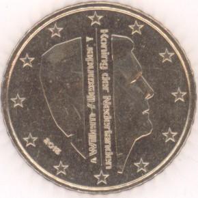 Niederlande 50 Cent 2015 Eurofischer