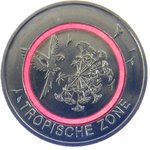 5 Euro coin Germany CC 2017 Climate Zones - Tropical Zone