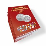 Euro Catalogue for coins and banknotes 2017 in English