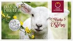 Austria 5 Euro CC 2017 Spring Lamb in Folder