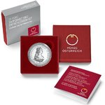 Austria 20 Euro 2017 Maria Theresia Proof