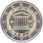 Belgium 2 Euro CC 2017 University of Ghent