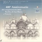Italy original BU set 2017 Venice with 9 coins