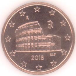 Italien 5 Cent 2018 Eurofischer