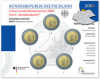 2 Euro CC-Set Germany 2006 Holstentor
