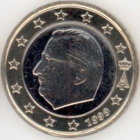 Belgien 1 Euro 1999 Eurofischer
