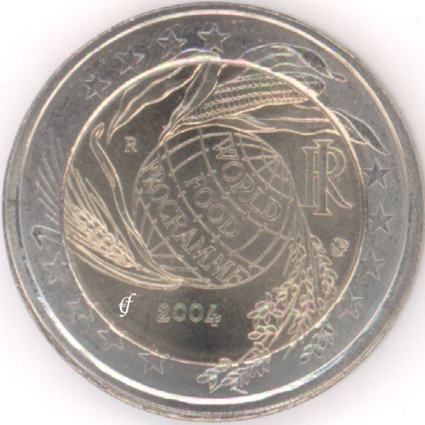2 Euro Cc Italy 2004 World Food Programme Eurofischer