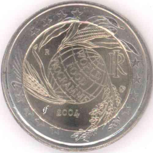 2 Euro Cc Italy 2004 World Food Programme Eurofischer
