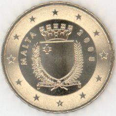 Malta 10 Cent 2008 Eurofischer
