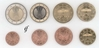 Germany all 8 coins A Berlin 2004