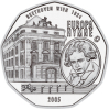 Austria 5 Euro CC 2005 The European Anthem-Ludwig van Beethoven