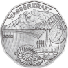 Austria 5 Euro CC 2003 Water power