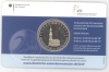 2 Euro Cioncard Germany 2008 Hamburger Michel Proof