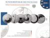 German silver commemorative set 2004 proof