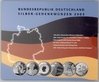 German silver commemorative set 2003 proof
