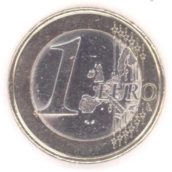 Portugal 1 Euro 2008 Alte Karte Fehlprägung Eurofischer