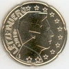 Luxembourg 20 cent 2010