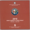 Italy original set 2010 with 5 Euro coin