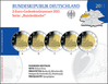 2 Euro CC-Set Germany 2011 Cologne Cathedral Proof