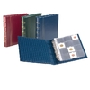 OPTIMA-Classic Album with 10 Clear Pockets for Coin Holders