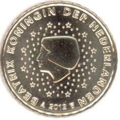 Niederlande 10 Cent 2012 Eurofischer