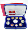 Italy original set 2010 Proof Alfa Romeo