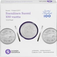 10 and 20 Euro UNC / Proof