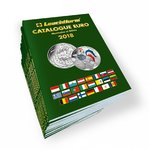 Euro Catalogue for coins and banknotes 2018 in french