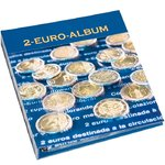 NUMIS Coin Album for 2-Euro commemorative-coins Volume 1 - 6