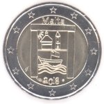 Malta 2 Euro CC 2018 Cultural Heritage with Mint Mark
