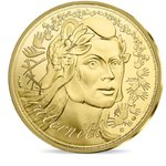 France 250 Euro Gold 2019 Marianne