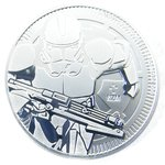 Silber NIUE 1oz 2019 The Clone Trooper