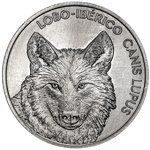 Portugal 5 Euro 2019 The Iberian Wolf