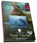 Sammelalbum 3 Euro The Supersaurus Austria