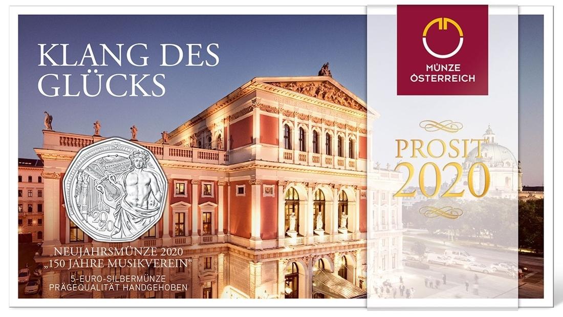 Fünf euro münze 2020